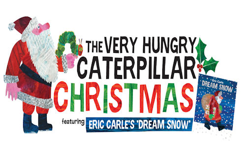 The Very Hungry Caterpillar Christmas